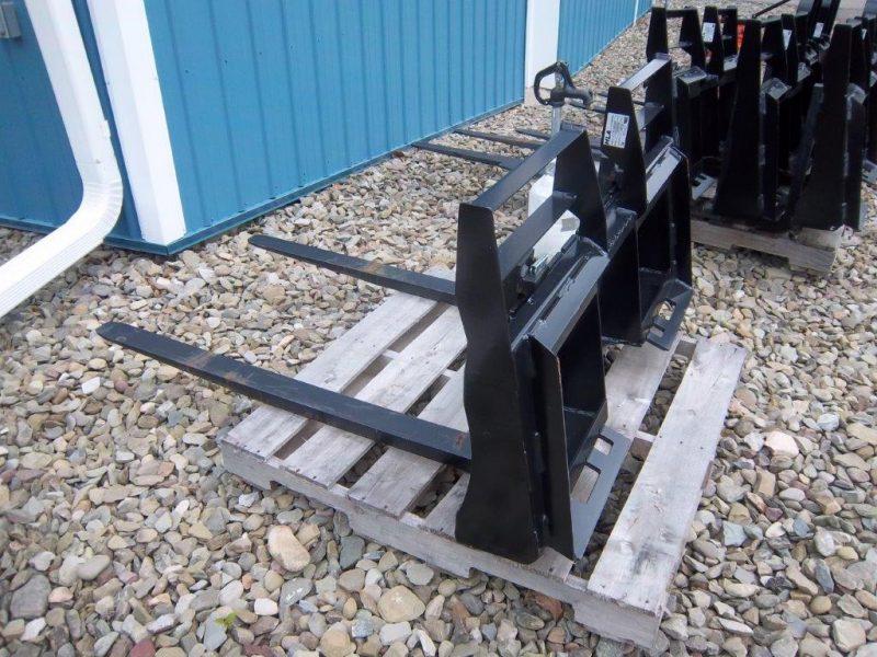 Jim's Equipment Repair | Featured Equipment HLA QA 48 Inch 2,000 lbs. Pallet Forks