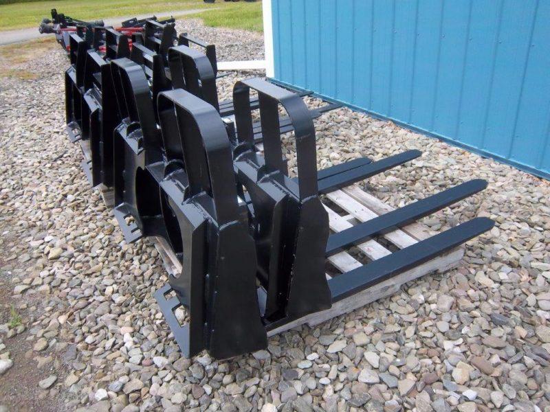 Jim's Equipment Repair | Featured Equipment HLA QA 48 Inch 4,000 lbs. Pallet Forks
