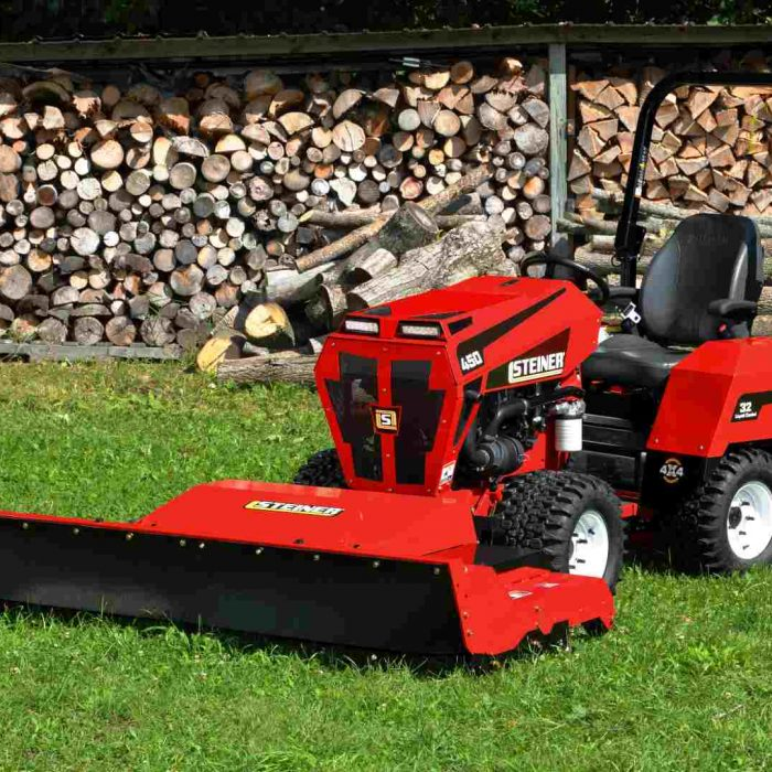 Steiner | Rough Cut Mower