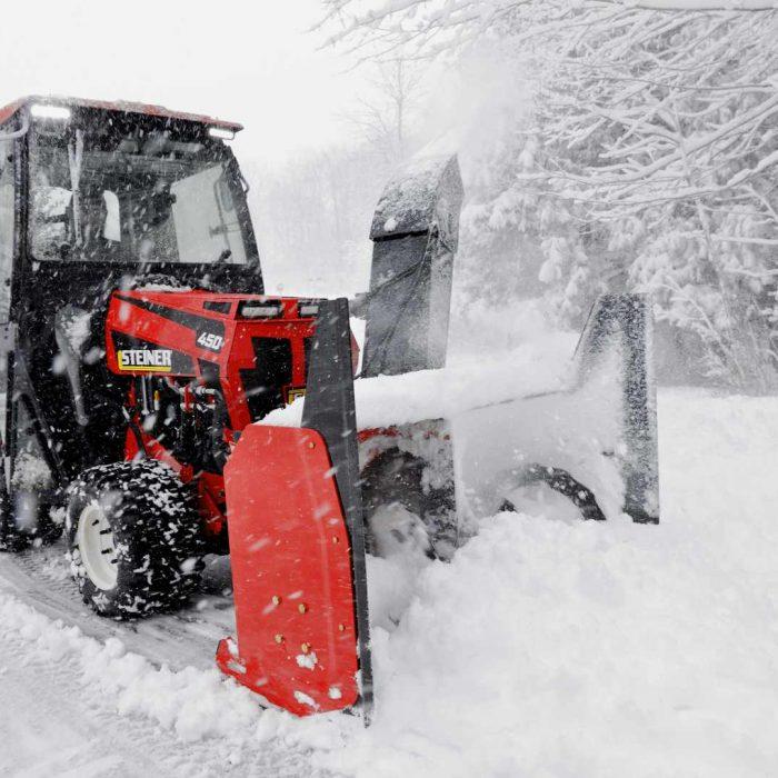 Steiner | Snow Blower