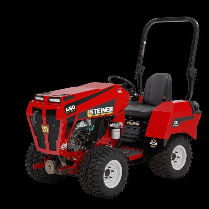 Steiner 450 DX | 4WD Tractor