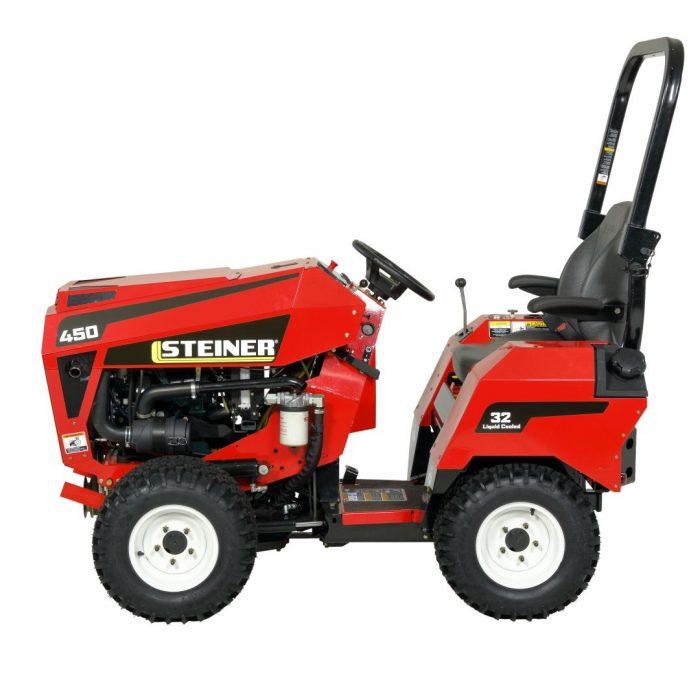 Steiner 450 Tractor