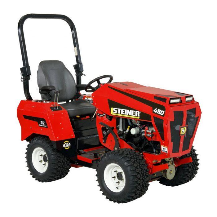 Steiner 450 | 4WD Tractor