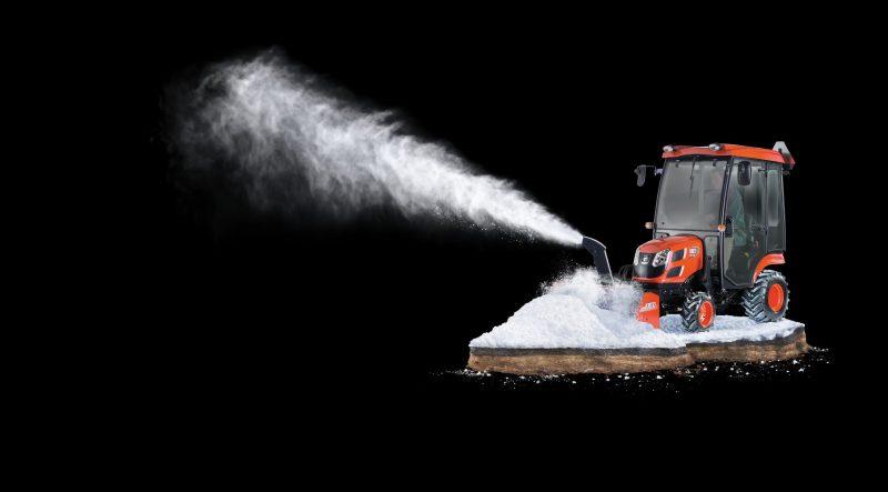 Kioti - Snow Blower