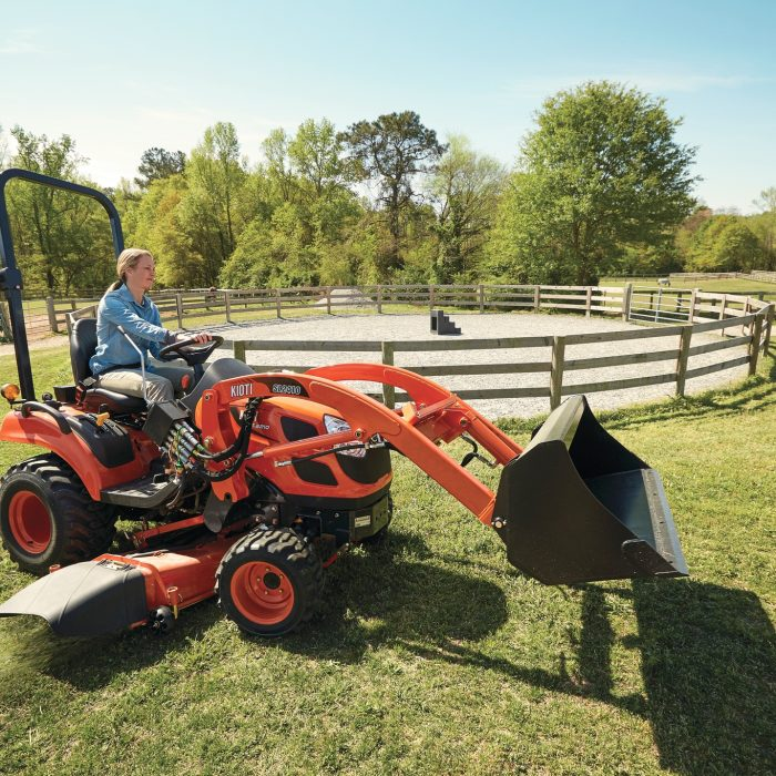 Kioti - Mid Mount Mower - SM2410