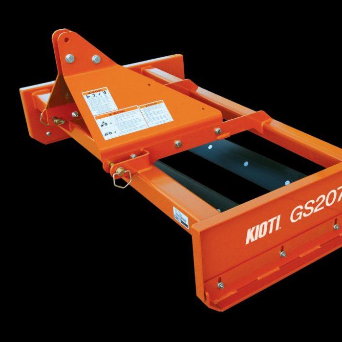 Kioti - GS2072 Grading Scraper