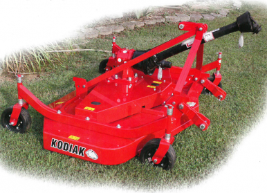 Kodiak - Finish Mowers