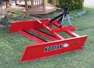 Kodiak - Land Levelers