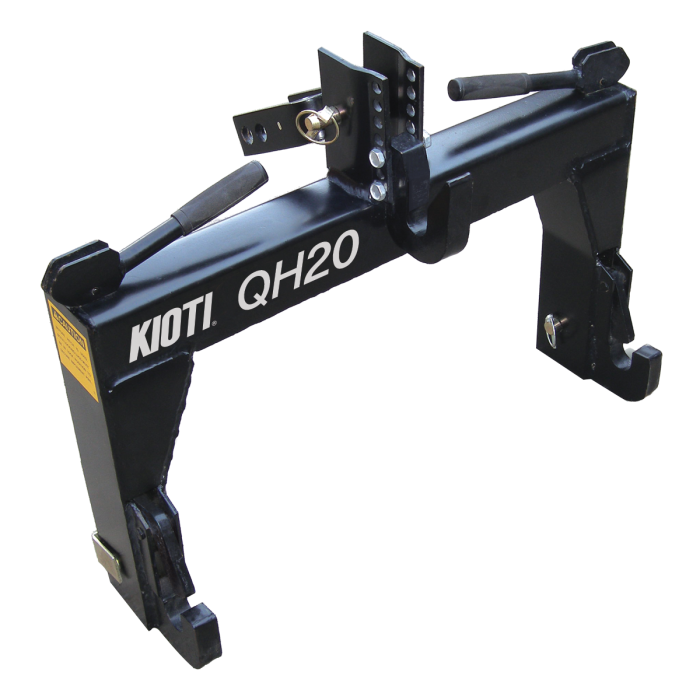 Kioti - QH20 Quick Hitch