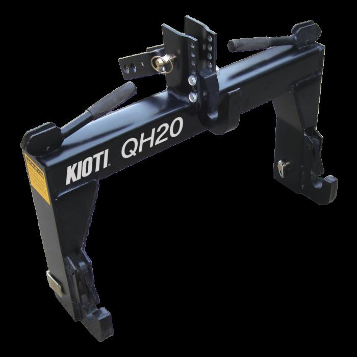 Kioti - QH20 Quick Hitch