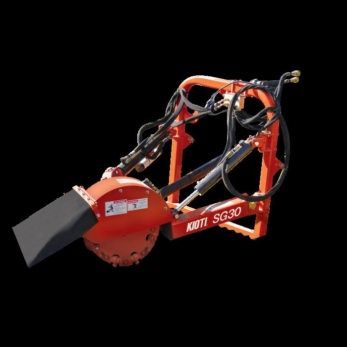 Kioti - SG30 Stump Grinder